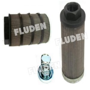 Hydraulic Suction Strainer