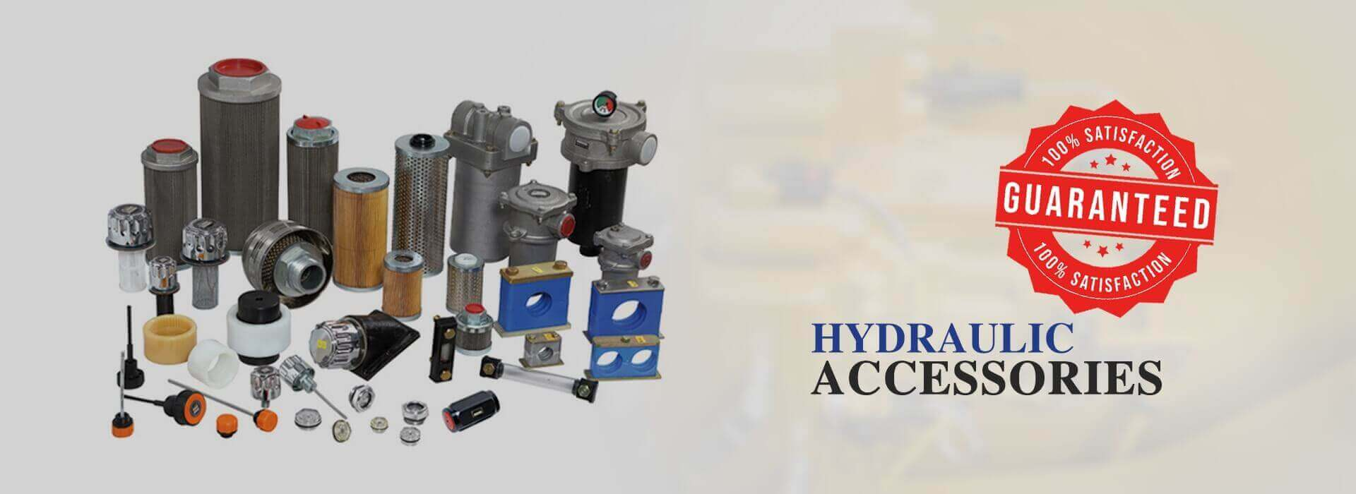Dowty Seals Exporter, Hydraulic Accessories