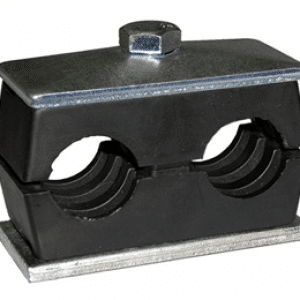 Twin tube clamp manufacturer