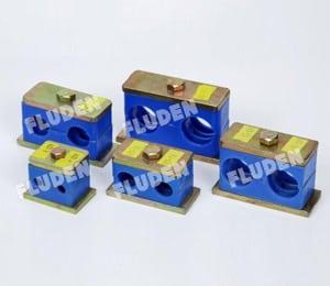 Twin tube clamp