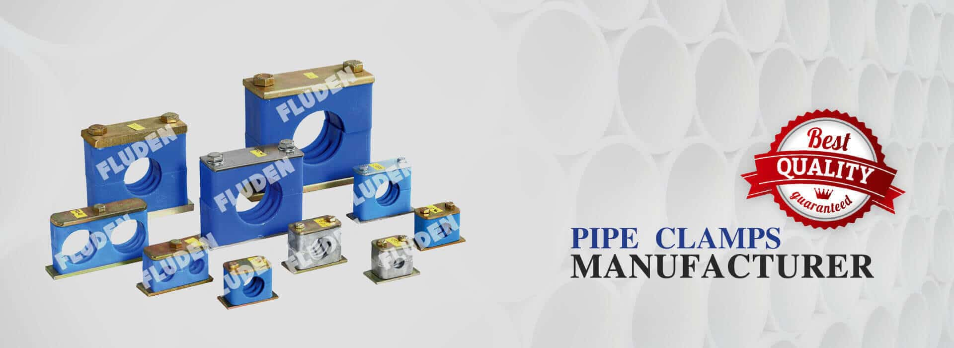 pipe clamps manufacturer, Flow Diffusers Exporter